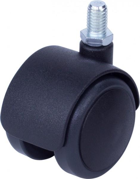 DRKAD 500 / weiche Räder für harte Böden / ohne Feststeller / Ø 50 mm
